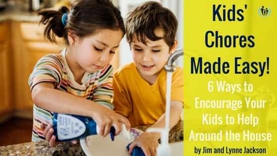 Kids Chores Made Easy! (1)