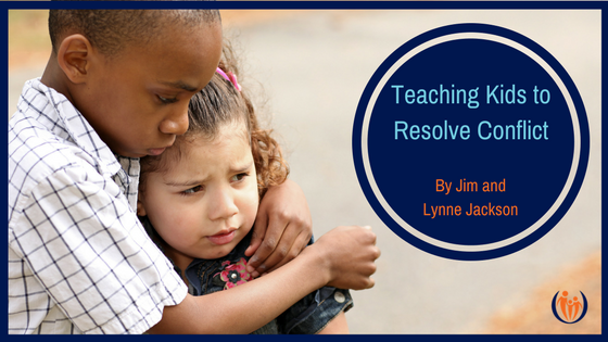 Teaching Kids to Resolve Conflict