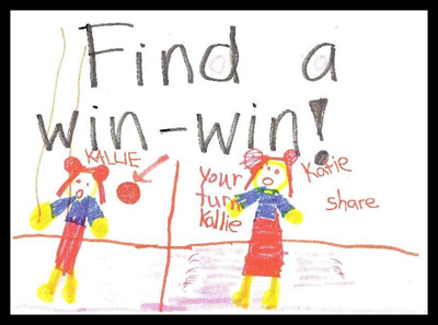 find a win-win sibling conflict resolution