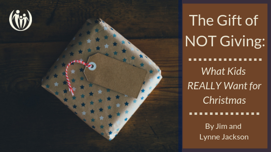 The Gift of Not Giving 1
