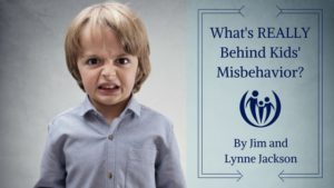 Whats REALLY Behind Kids Misbehavior