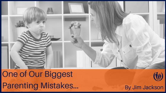 One of Our Biggest Parenting Mistakes...