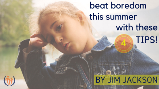 Beat Boredom This Summer
