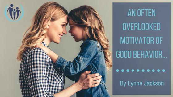 An Often Overlooked Motivator of Good Behavior...