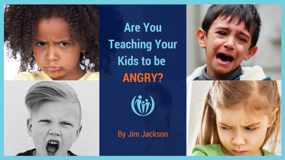Teaching Kids to be ANGRY-