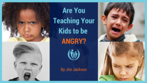 Teaching Kids to be ANGRY