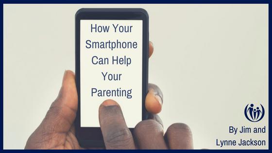 How Smartphones Can Help Parenting