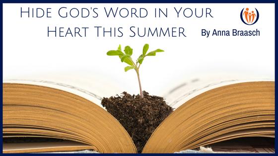 Bible Memorize Summer 1