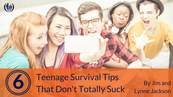 6 Teenage Survival Tips that Dont Totally Suck