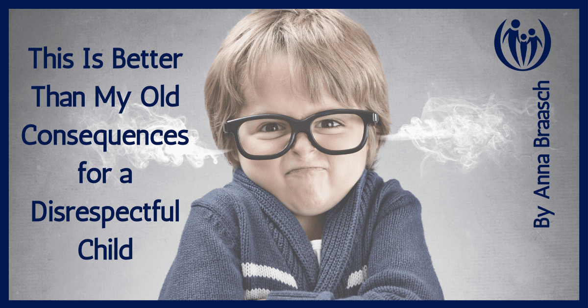 consequences for a disrespectful child