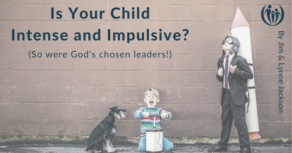 Is Your Child Intense and Impulsive 5