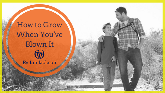 How to Grow When Youve Blown It