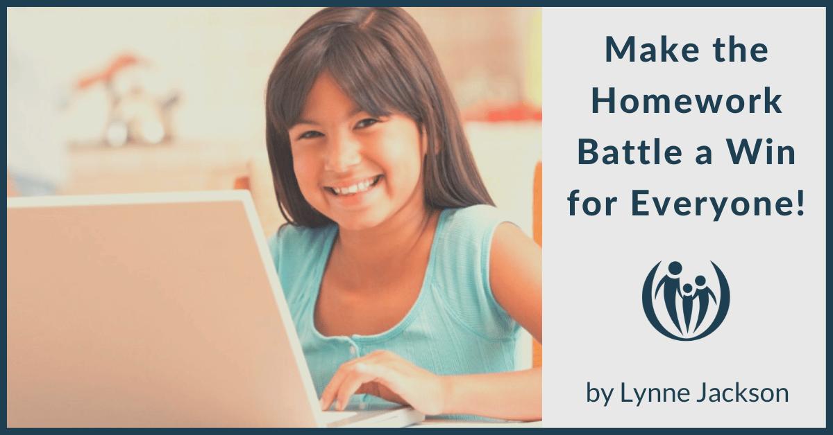 Make the Homework Battle a Win for Everyone