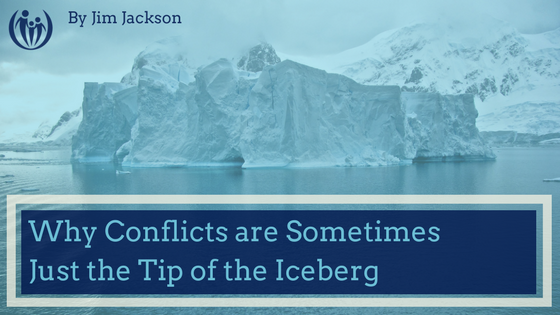 Conflicts are Tip of the Iceberg 1