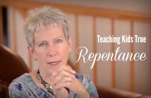 teaching true repentance video