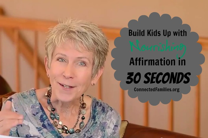 Affirmation ABCs 30 seconds