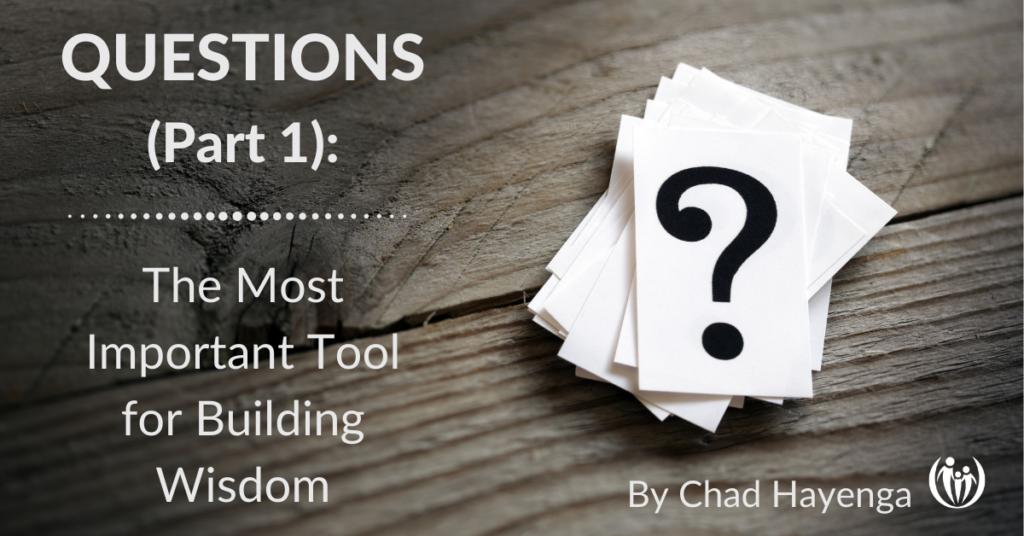building wisdom in kids
