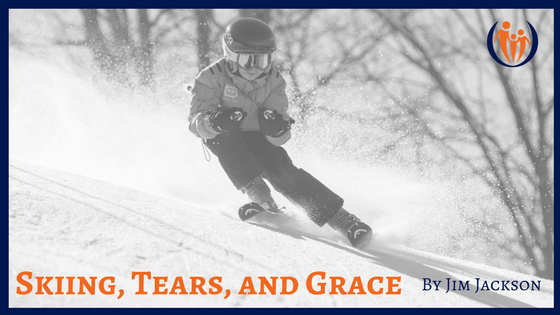 Skiing Tears and Grace