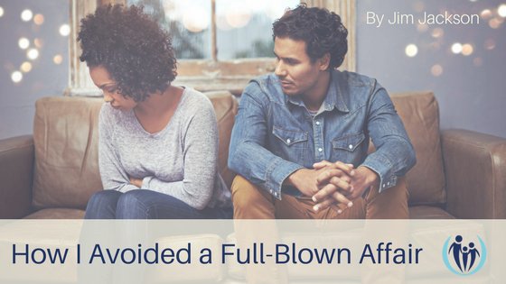 Avoided Full Blown Affair