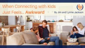 Connecting Feels Awkward