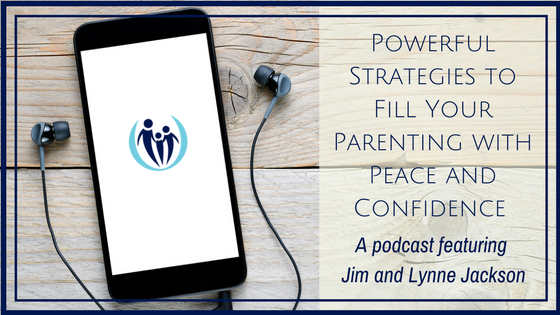 Powerful Strategies to Fill Your Parenting with Peace and Confidence podcast 1