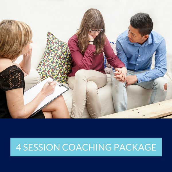 4 session coaching package