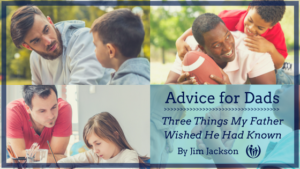 Advice for Dads