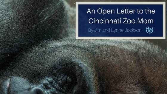 Open Letter to Cincinnati Zoo Mom