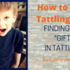 How to Help Tattling Kids