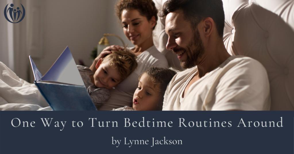 Bedtime routines around
