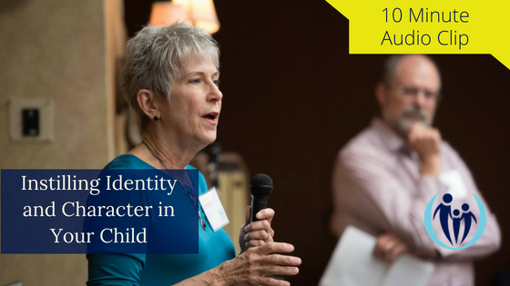 Instilling Identity and Character in Your Child