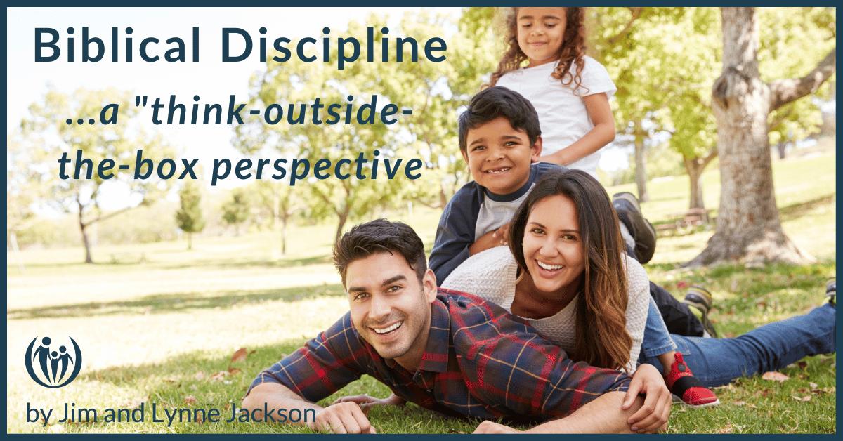 Biblical Discipline