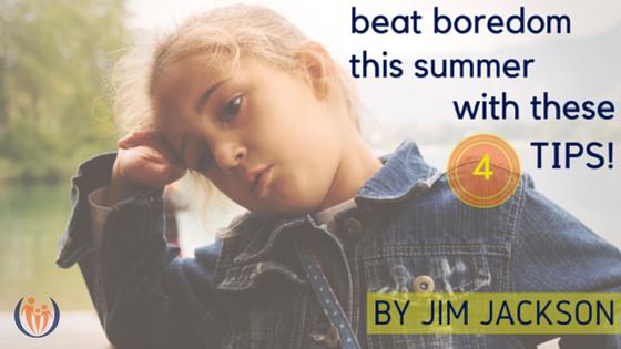 Beat Boredom This Summer
