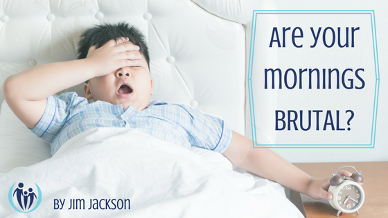 Are Your Mornings Brutal