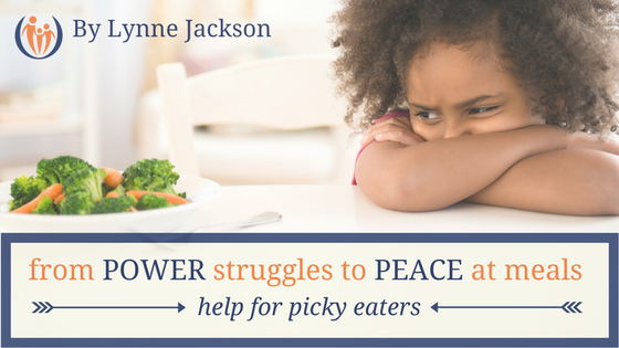 Bringing Peace Instead of Power to Mealtime 1