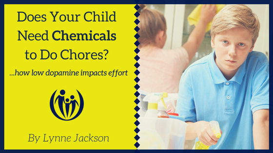 Chemicals to do chores