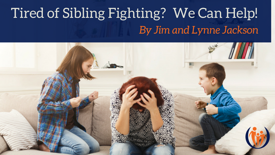 Tired of Sibling Fighting