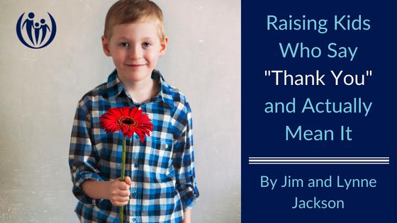 Kids Say Thank You