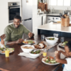 NW Family Dinner Table