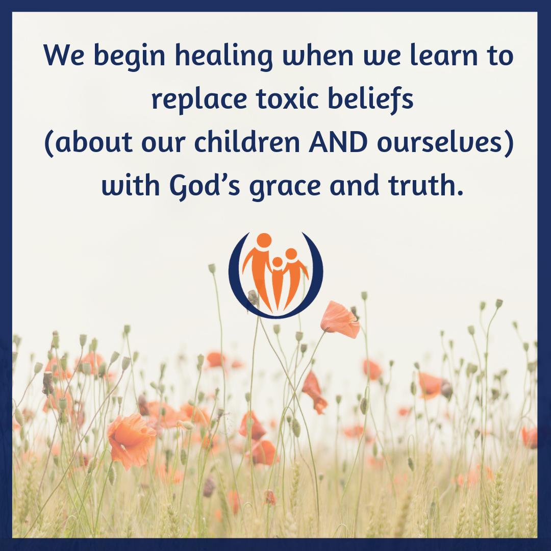 Replace toxic beliefs 1