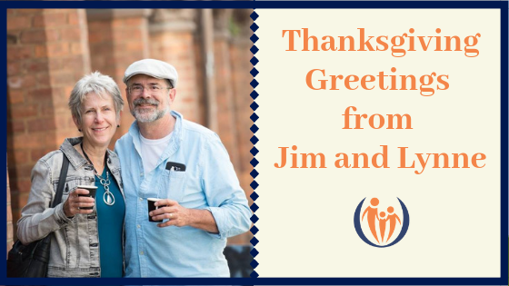 Thanksgiving greetings 2018