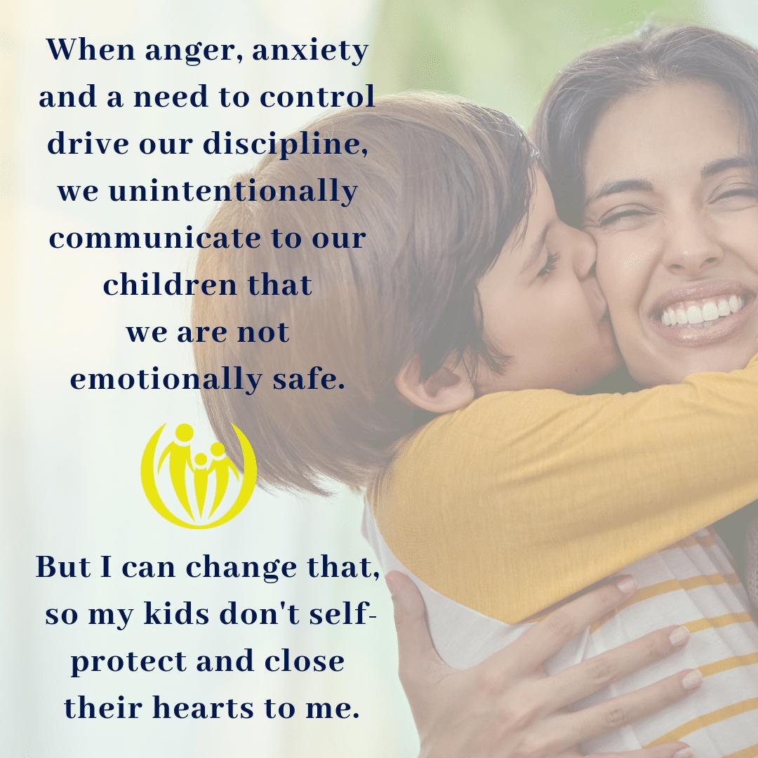 becoming an emotionally safe parent
