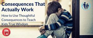 good consequences for misbehavior