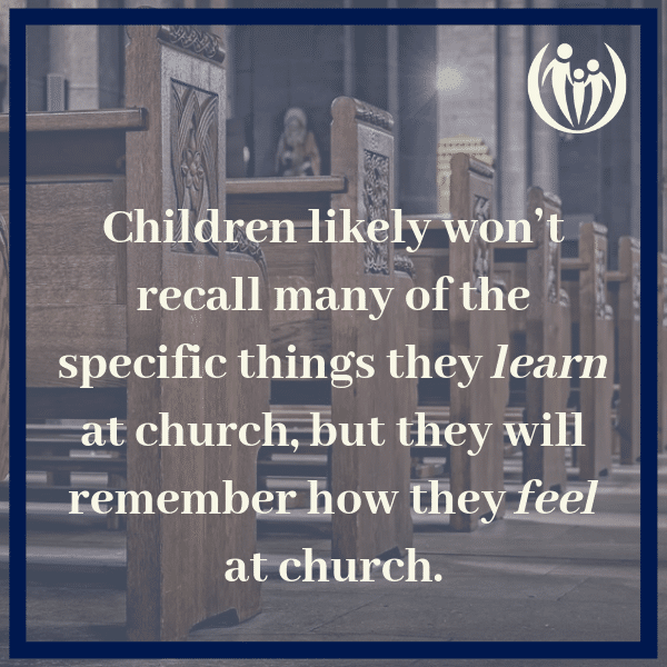Kids Behave in Church Instagram 3