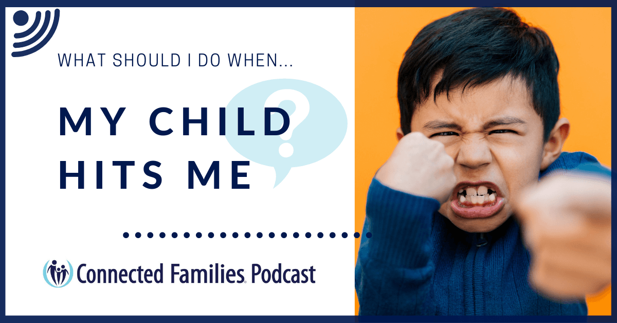 My Child hits me Podcast 1