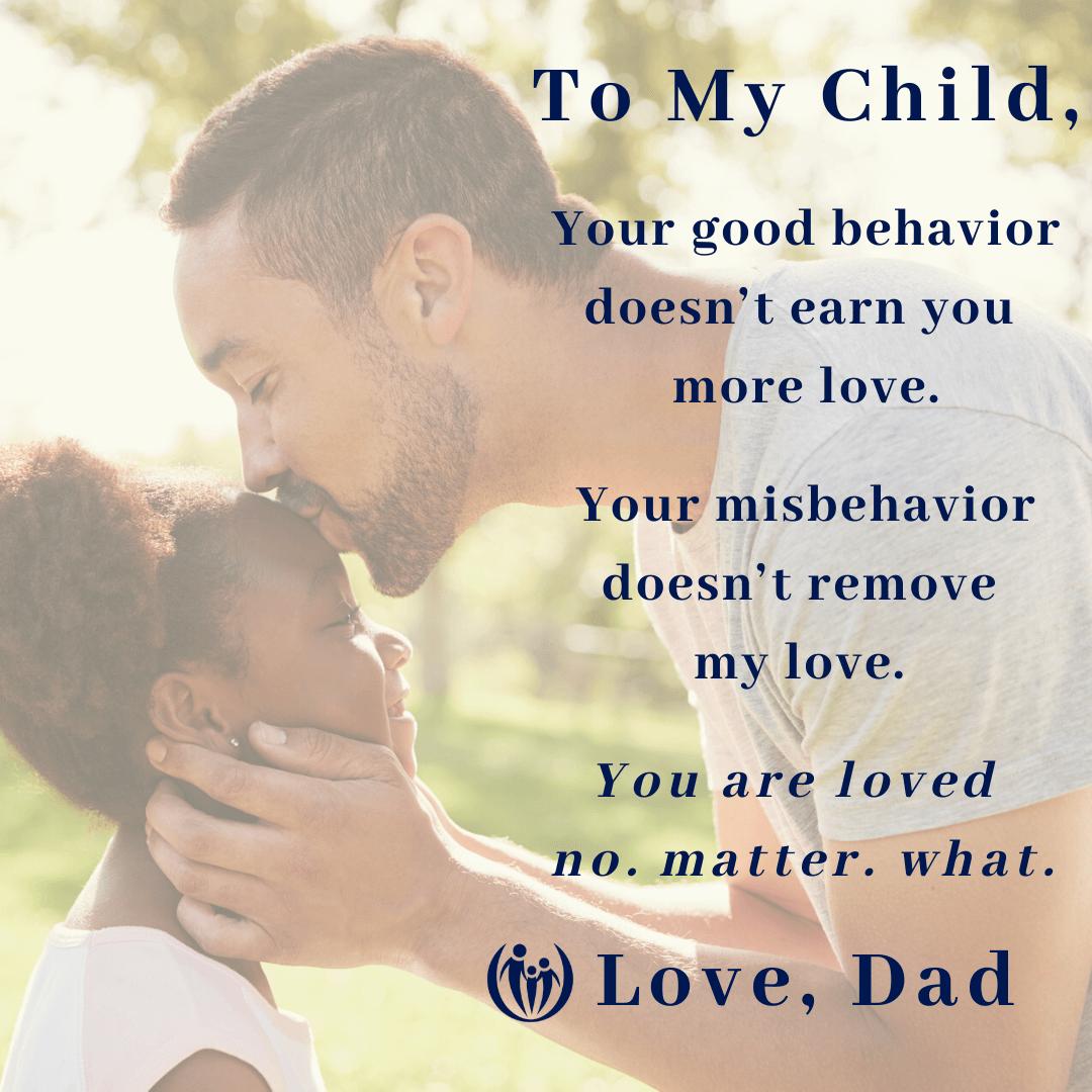 To My Child Love Dad 2 1