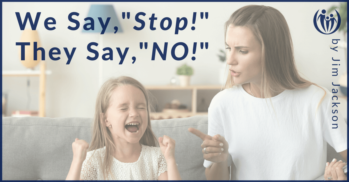 We Say STOP They Say NO 3 1