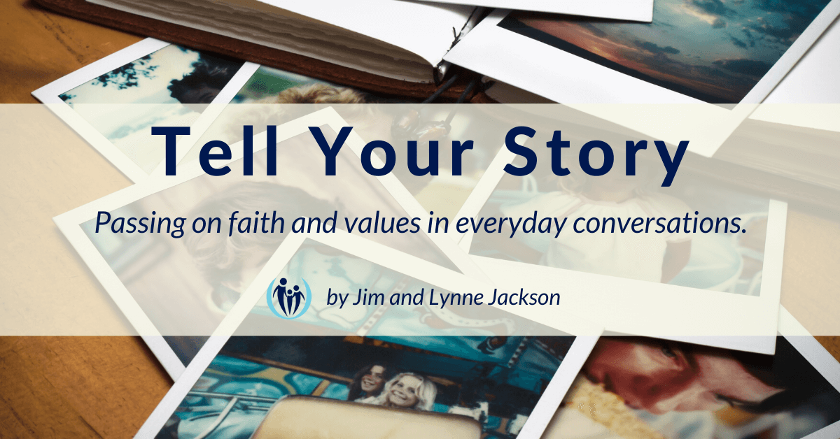 Tell your Story 1