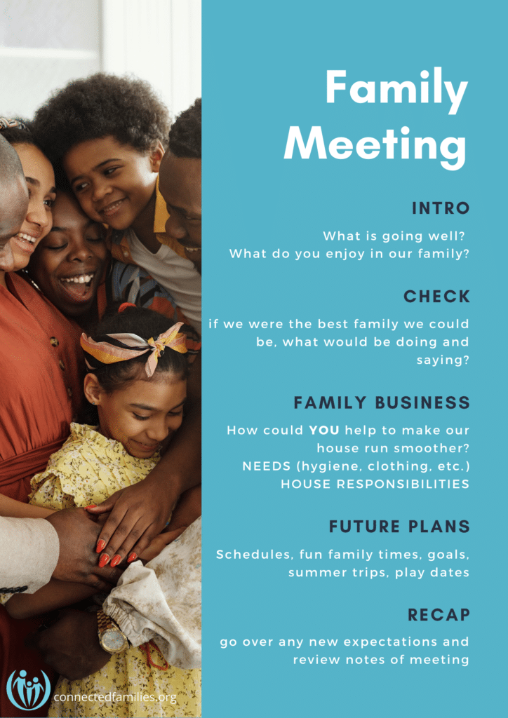 family meeting framework