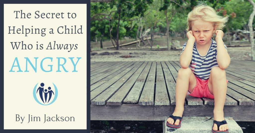 The Secret to Helping a Child Who is Always Angry